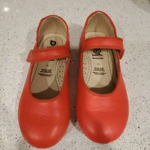 Old soles Mary Jane shoes